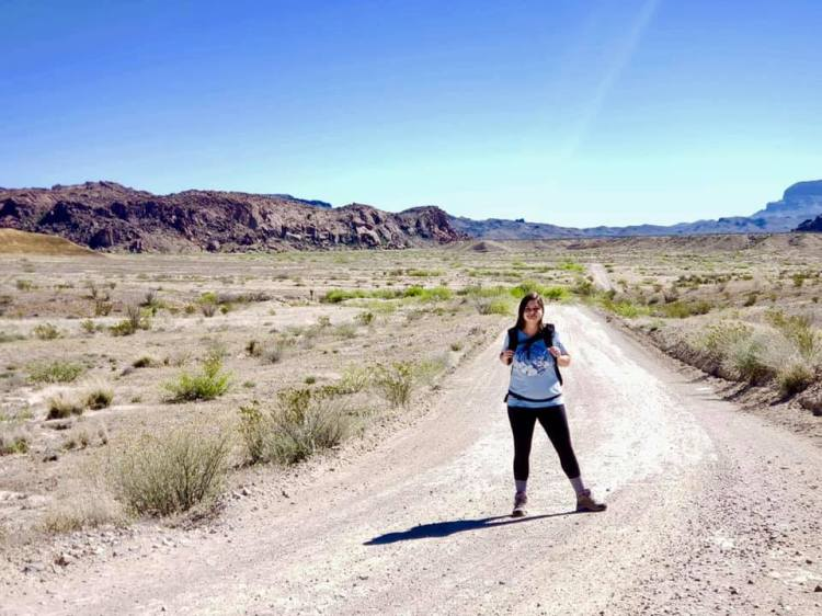 Hiking Terlingua