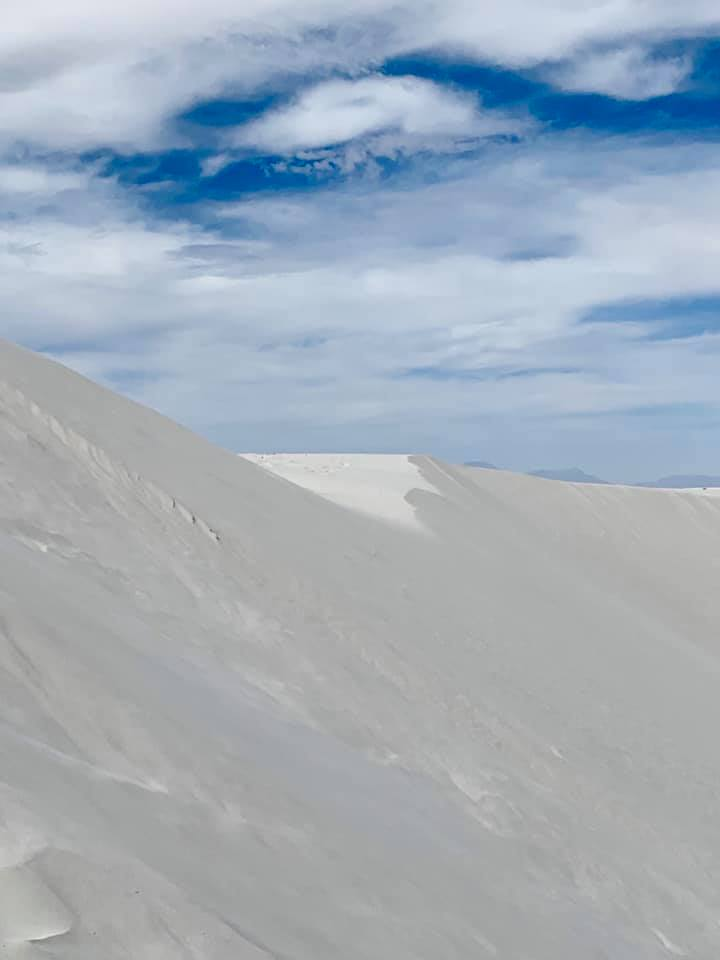 White Sands Hills